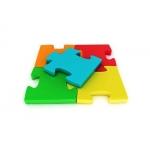 Puzzles und Spiele