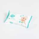 Feuchttücher Care Zone Babywipes Sensitive Karton mit 12...